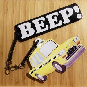 FREE🌟 Taxi bag tag